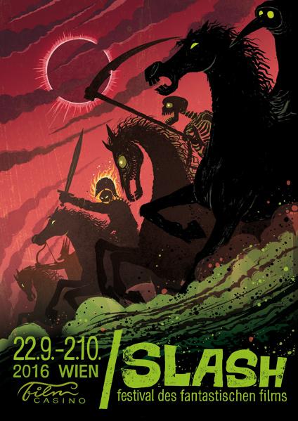 /slash Poster 2016